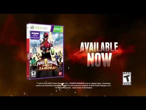 power rangers super samurai xbox 360 amazon