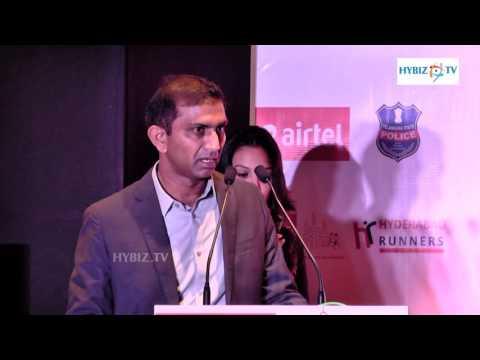 Hyderabad Runners Organizing Airtel Hyd Marathon