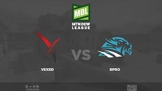 Vexed vs BPRO - ESEA Premier Season 24 - de_overpass [Davidokkk, Kasunagi]