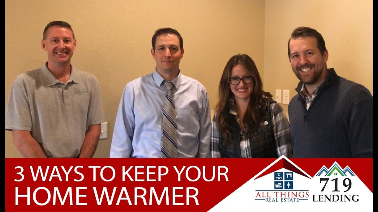 3 Ways to Keep Your House Safe and Warm This Winter