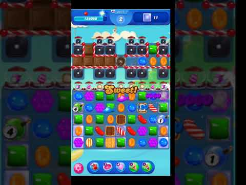 Candy Crush Saga Level 3671 - 20 Moves With 5 Extra Moves - A S GAMING