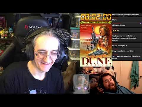 Dune Warriors (1991) | Movie Madness Marathon