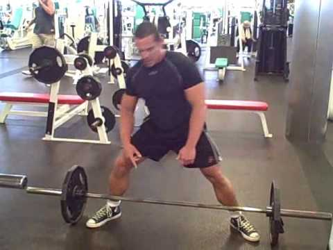 Deadlift - Download Your FREE 12 Week Workout Program at: http://www.leehayward.com/12-week-workout-program Join the Total Fitness Bodybuilding