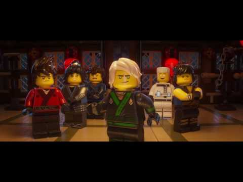 The LEGO Ninjago Movie - Teaser Trailer F1