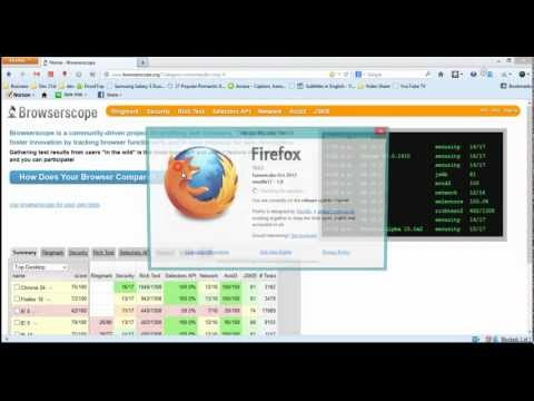 Browser Security - Hi all in this video you will know How to test your browser security & performance in xp,vista,windows 7,win 8.Watch this important video and share with your...