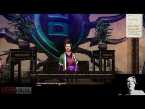 Corsual Let's Play: Age of Wulin [Part 1]
