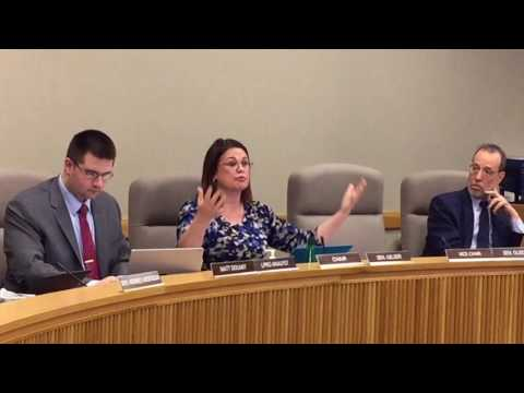 Sen. Sara Gelser explains changes to rent legislation