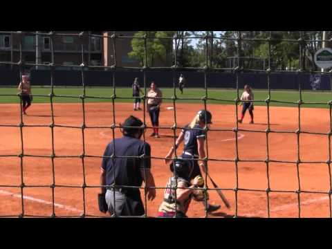 Postgame - Softball vs. GRU Augusta