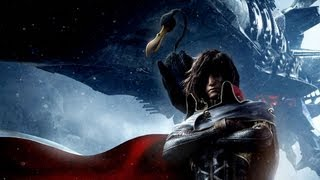 Space Pirate Captain Harlock Trailer English Subbed