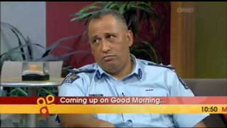 Youth Panel TV1 Good Morning - Boy Racers