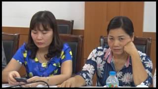Ủy ban nhân dân thành phố giao ban công tác tuần