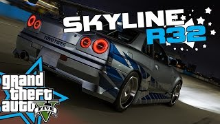 Nonton R32 THE FAST AND THE FURIOUS | gtaV | 12RobG Film Subtitle Indonesia Streaming Movie Download