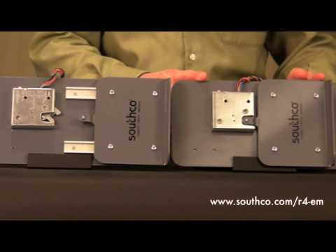 Southco – R4-EM Electronic Rotary Latches