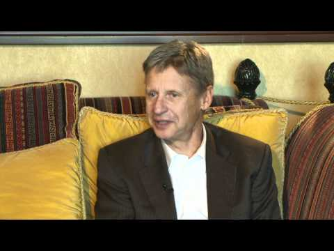 'No More Demonization and Intolerance' - Governor Gary Johnson