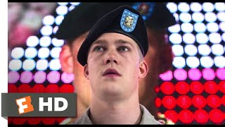 Billy Lynn's Long Halftime Walk (2016) - Heroes Onstage Scene (7/10) | Movieclips