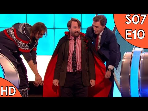 """(HD) Would I Lie to You? - """"S07 E10 [WILTY @ Christmas] (Series 7 Episode 10)"""" 