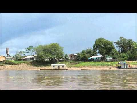 Incursão ao Rio Moa (afluente da margem esquerda do Rio Juruá) - 30.12.2012