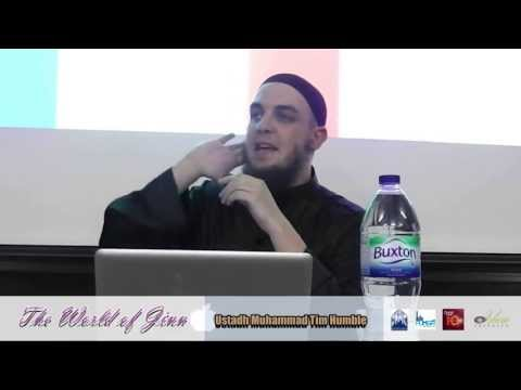 The World of Jinn – Ustadh Muhammad Tim Humble