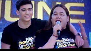 PBB LUCKY SEASON 7 LIVECHAT#1 /MARCH 4 - 2017