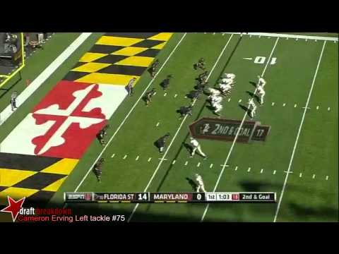 Josue Matias vs Maryland 2012 video.