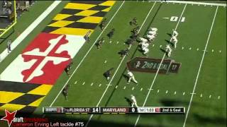 Cameron Erving vs Maryland (2012)