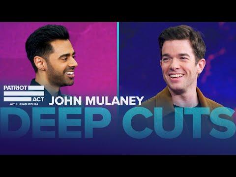 Hasan And John Mulaney Catch Up | Deep Cuts | Patriot Act with Hasan Minhaj | Netflix
