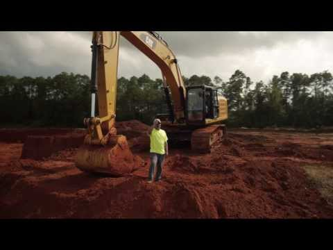 Cat Equipment Helps Timmy Hall Timber & Construction, Inc. Expand Statewide