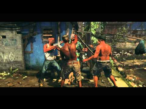 Max Payne 3 Official Trailer [2]