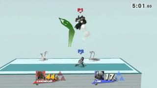 Virus[Ganon] vs. Nudge[Link] – LOTS OF STYLE
