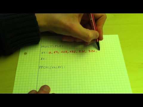 comment trouver diviseur d'un nombre