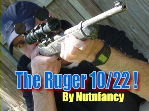 ruger - Part 1 of 2: Every shooter in the US should own a Ruger 10/22 (and I wish my overseas viewers could too!). It is the everyman's, all-around .22 rifle. It sho...