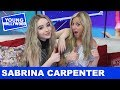 No Thumbs Challenge with Sabrina Carpenter!