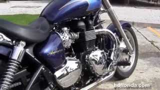2. Used 2008 Triumph America Motorcycles for sale in Tampa FL
