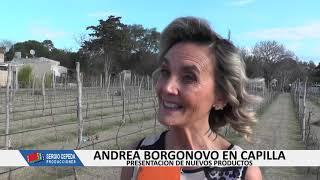 ESPACIO EN CANAL 11 CON SOLEDAD RANZUGLIA: INSTANTE DE POESIA EN EL INFORMATIVO DE TV DE LA CUMBRE