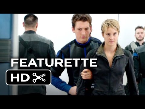 The Divergent Series: Insurgent (Featurette 'A Look Back')