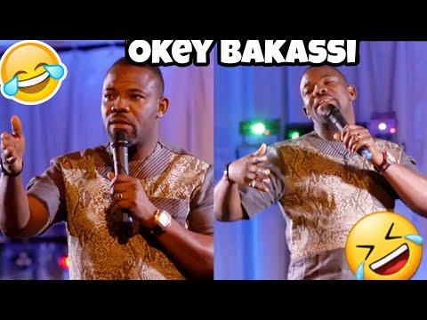 Okey Bakassi Is killing me with Laugh In Chicago -#Okey#Bakassi#Comedy - (Naija Comedy Tv ).