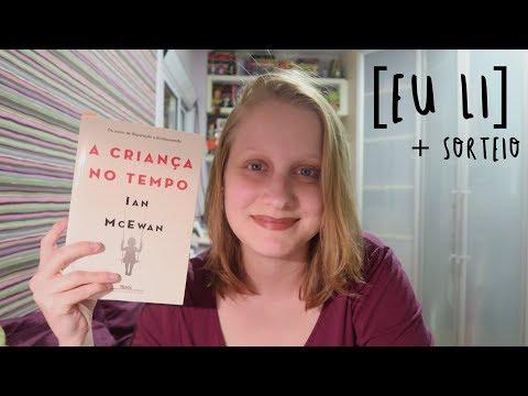 A CRIANÇA NO TEMPO [+ SORTEIO] | Livros e mais #176