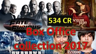 Nonton Box office collection Of The Fate of the Furious, Begum jaan, Naam Shabana etc 2017 Film Subtitle Indonesia Streaming Movie Download