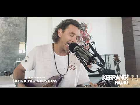 Bush's Gavin Rossdale performs 'Swallowed' for Kerrang! Radio's Lockdown Sessions