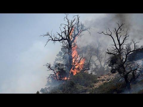 ΗΠΑ: Μάχη για να περιοριστεί η καταστροφική πυρκαγιά στην Καλιφόρνια