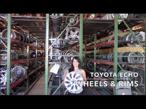 Factory Original Toyota Echo Rims & OEM Toyota Echo Wheels – OriginalWheel.com