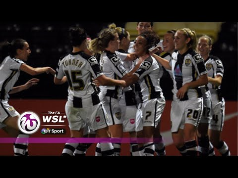 Notts County 1-0 Chelsea FAWSL | Goals & Highlights