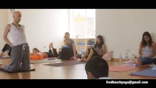 Yoga Teacher Training Europe - Fred Busch Hot Power Yoga Instructor Course In Malta