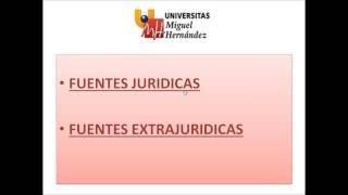 Umh1191sp UD1-Tema 1.1.- Nociones Preliminares Del Derecho Romano