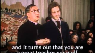 Saint Josemaria in Chile: July 5, 1974