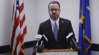 Mayor Finizio press conference June 9, 2015