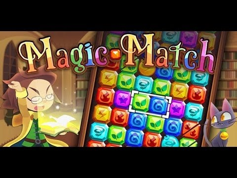 Video of Magic Match - Matching-3 Game