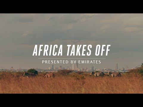 Anthem – Connecting Africa to the World | Emirates Airline
