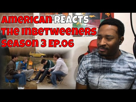 American REACTS - The Inbetweeners: Season 3 Ep.06 | DaVinci REACTS