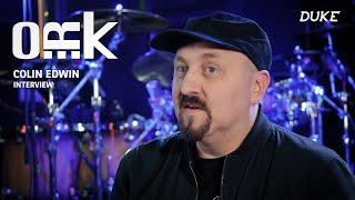 O.R.k. – Interview Colin Edwin - Paris 2019 - Duke TV